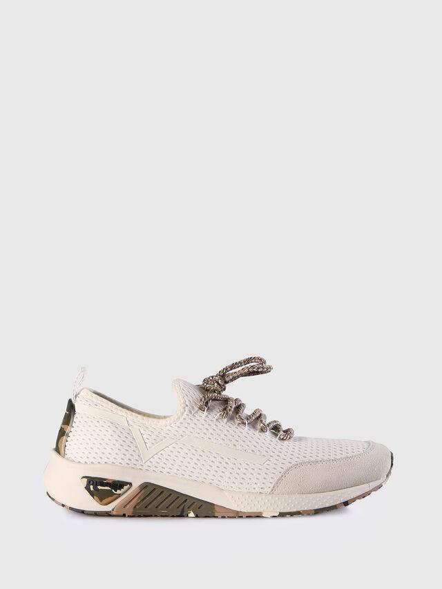 Diesel - S-KBY, Beige - Sneakers - Image 1