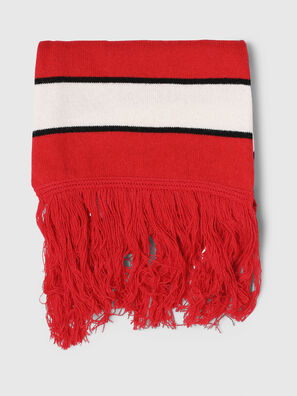 K-PIX, Red/White - Scarf