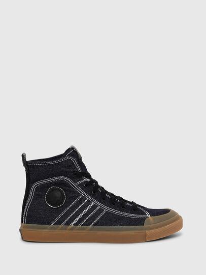 Diesel - S-ASTICO MID LACE, Dark Blue - Sneakers - Image 1