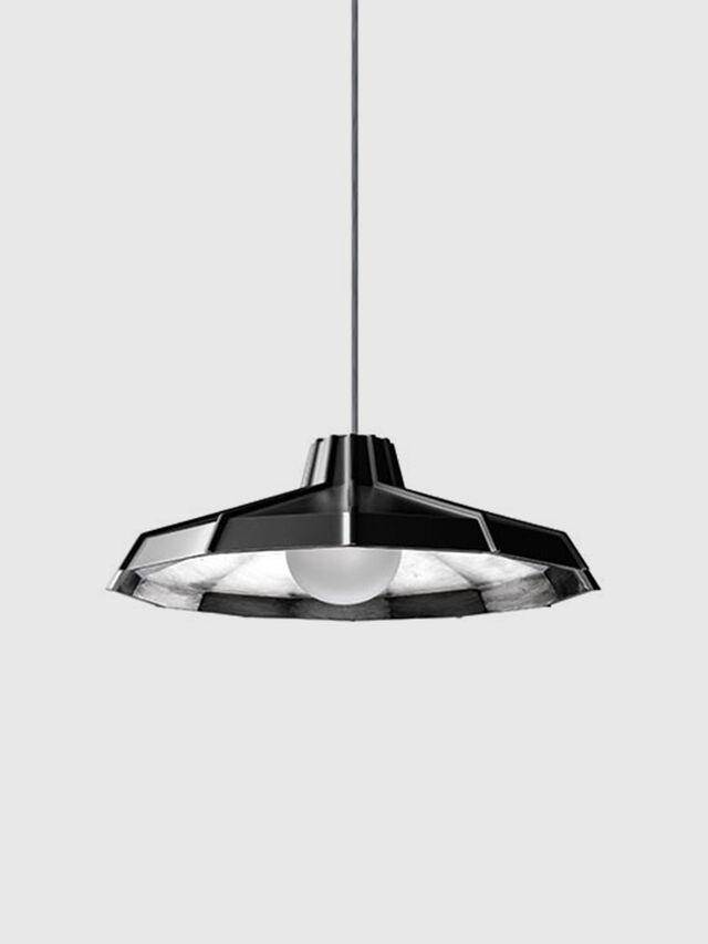 Living MYSTERIO SOSPENSIONE, Black/Grey - Hang Lighting - Image 1