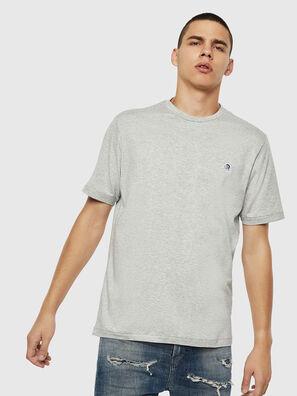 T-JUSTY, Light Grey - T-Shirts