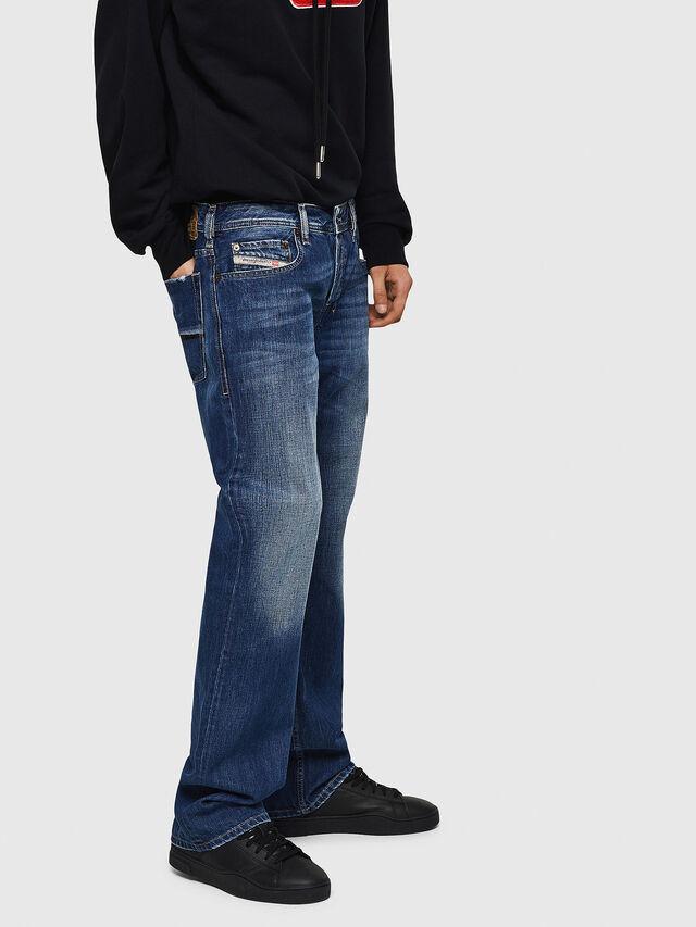 ZATINY 008XR, Blue jeans