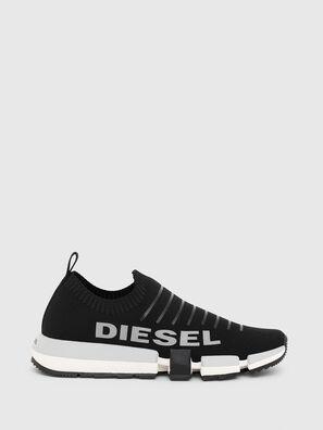 H-PADOLA LOW SOCK, Black - Sneakers