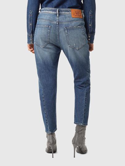 Diesel - Fayza 09A54, Medium blue - Jeans - Image 2