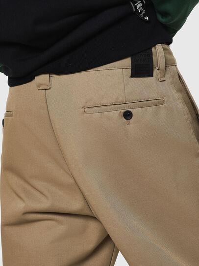 Diesel - P-MORGY, Light Brown - Pants - Image 4