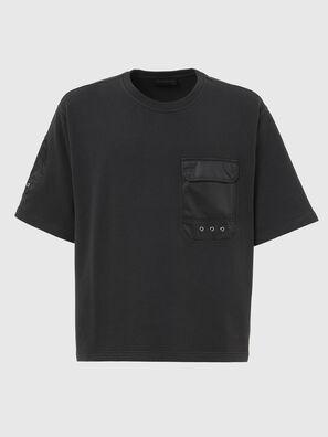 T-DOLFY, Black - T-Shirts