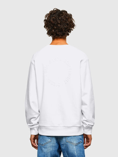 Diesel - S-GIRK-A73, White - Sweaters - Image 2