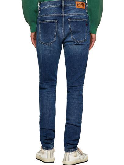 Diesel - D-Istort 009PU, Medium blue - Jeans - Image 2
