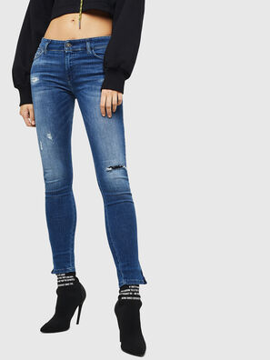 Slandy Zip 089AI,  - Jeans