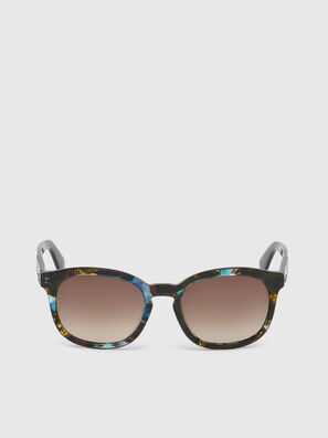 DM0190, Blue/Black - Sunglasses