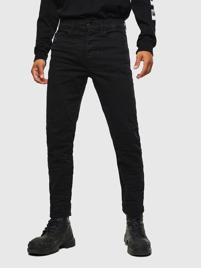 Diesel - D-Eetar 069KH, Black/Dark grey - Jeans - Image 1