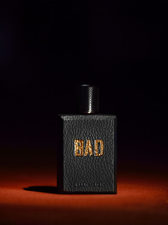 Diesel BAD 125ML, Black - Bad - Image 4