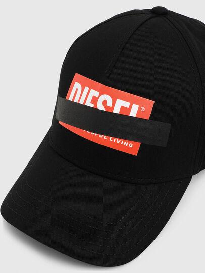 Diesel - CIRIDE-M, Black - Caps - Image 3