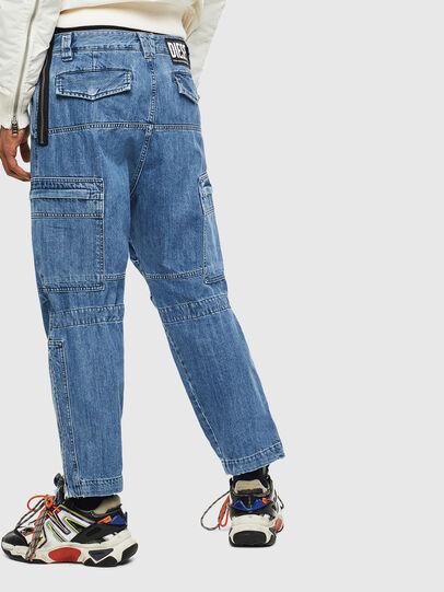 Diesel - D-Luks 009CL, Light Blue - Jeans - Image 2