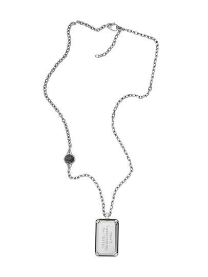 Diesel - NECKLACE DX1019,  - Necklaces - Image 1