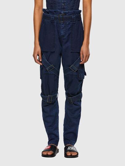 Diesel - D-Fedry JoggJeans® 0CBBZ, Dark Blue - Jeans - Image 1
