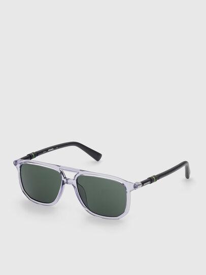 Diesel - DL0332, Grey - Kid Eyewear - Image 2