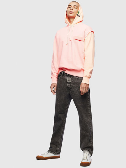 Diesel - S-CRAZY, Pink - Sweaters - Image 7