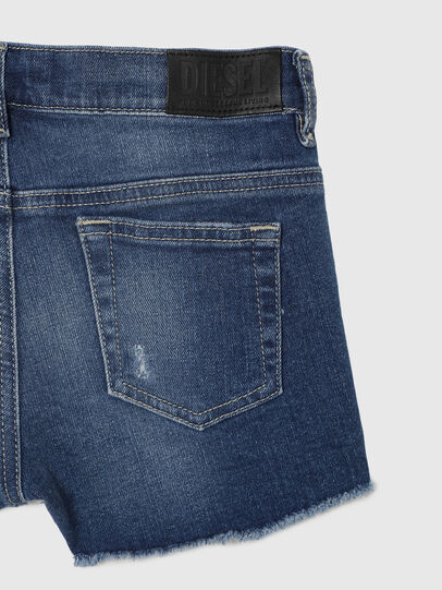 Diesel - PRIFTY, Medium blue - Shorts - Image 4