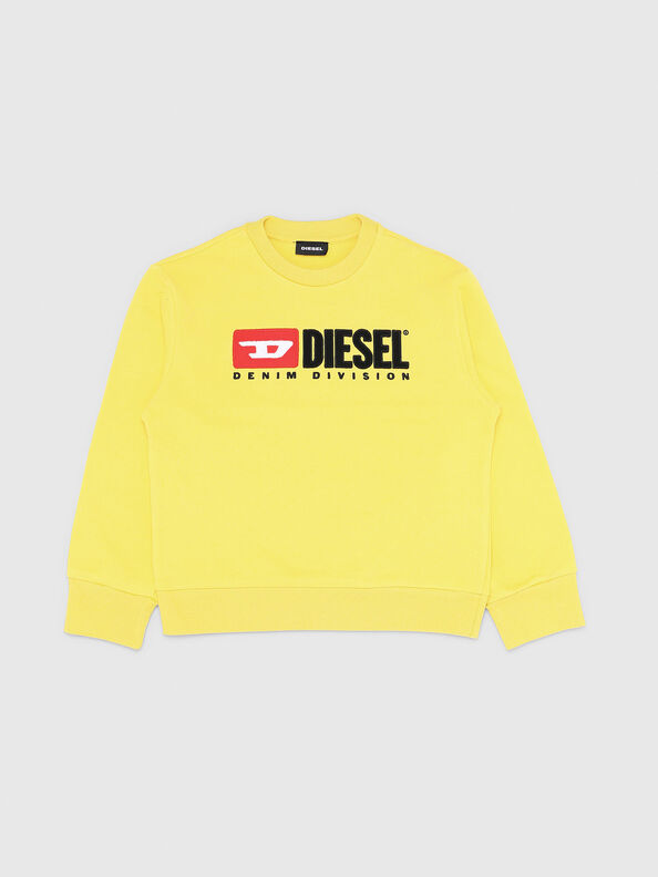 SCREWDIVISION OVER, Yellow - Sweaters