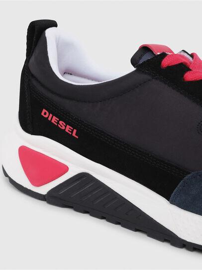 Diesel - S-KB LOW LACE, Black/Red - Sneakers - Image 4