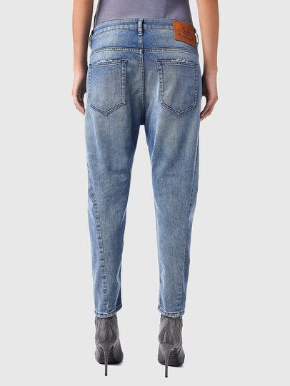 Diesel - Fayza 09B16, Light Blue - Jeans - Image 2