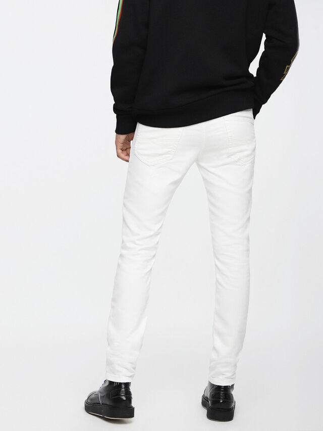 Diesel - Thommer JoggJeans 0689X, White - Jeans - Image 2