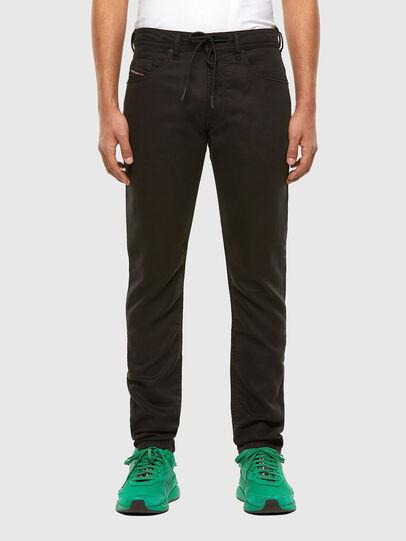 Diesel - Thommer JoggJeans® 069NC, Black/Dark grey - Jeans - Image 1