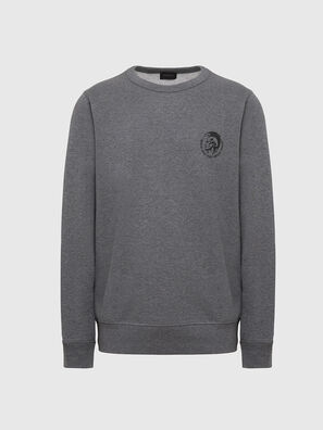 UMLT-WILLY, Grey Melange - Sweaters