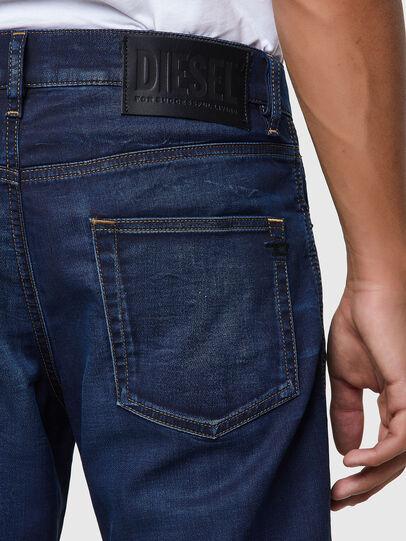 Diesel - D-Strukt JoggJeans® 069WS, Dark Blue - Jeans - Image 3