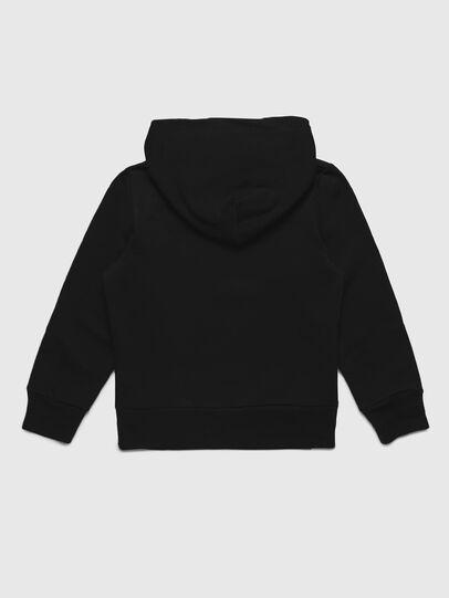 Diesel - SKELE-TSE, Black - Sweaters - Image 2