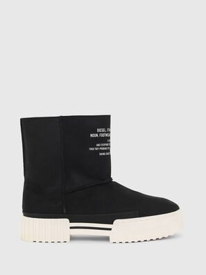 H-MERLEY AB, Black - Ankle Boots
