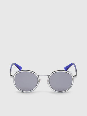 DL0321, Grey/Blue - Sunglasses