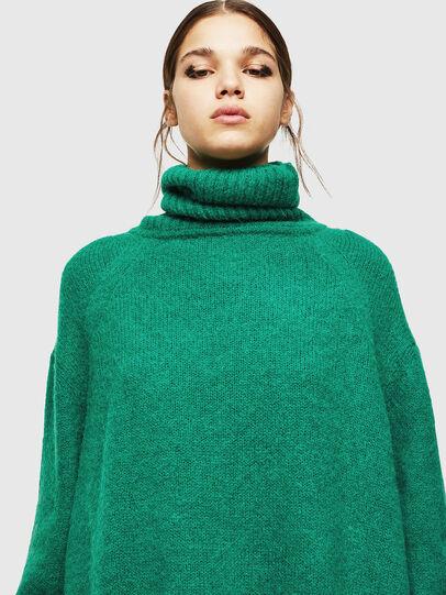 Diesel - M-PERSIA, Green/Red - Knitwear - Image 3