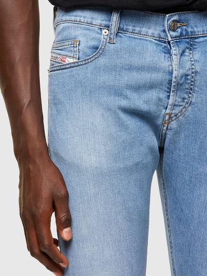 Diesel - D-Luster 009NX, Light Blue - Jeans - Image 4