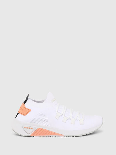 Diesel - S-KB ATHL LACE W, White/Pink - Sneakers - Image 1