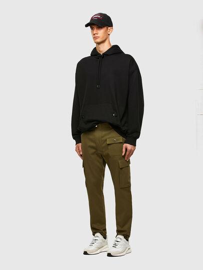 Diesel - P-BRANDEN, Military Green - Pants - Image 4