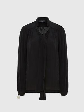 C-DUANE-A, Black - Shirts