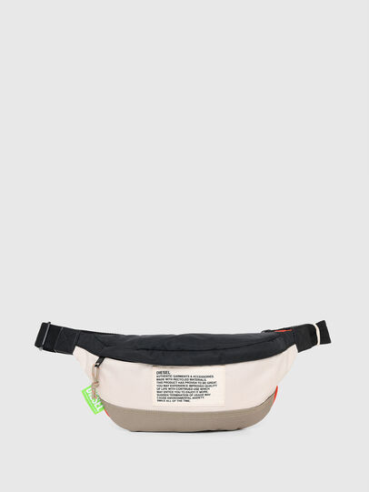 Diesel - LYAM, White/Orange - Belt bags - Image 1