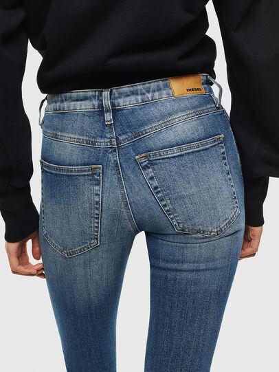 Diesel - Babhila 069JQ, Medium blue - Jeans - Image 4
