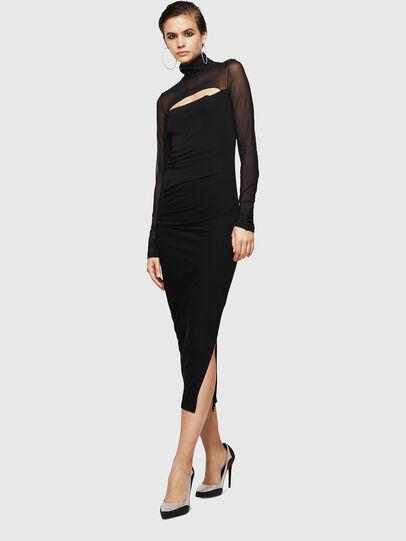 Diesel - DWIST, Black - Dresses - Image 1