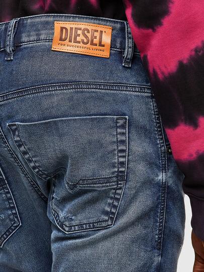 Diesel - KROOLEY JoggJeans® 069SL, Dark Blue - Jeans - Image 4