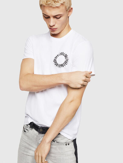 Diesel - T-DIEGO-A12,  - T-Shirts - Image 1