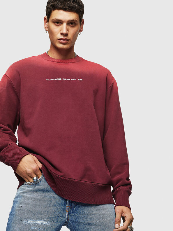 S-BAY-SUN, Bordeaux - Sweaters