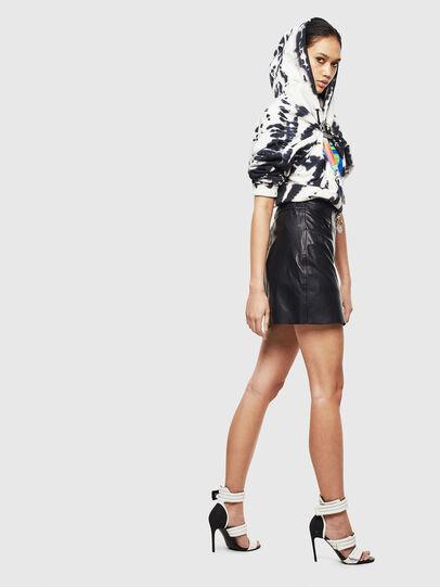 Diesel - L-ZACHERY, Black - Skirts - Image 5