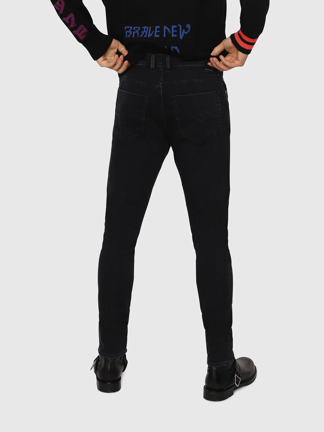 TEPPHAR 084NK, Black Jeans