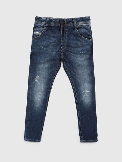 Diesel - KROOLEY-JOGGJEANS-J, Medium blue - Jeans - Image 1