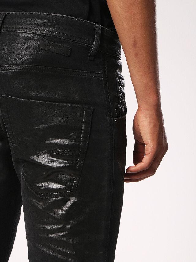 Diesel - KROOLEY CB JOGGJEANS 084JB, Black Jeans - Jeans - Image 6