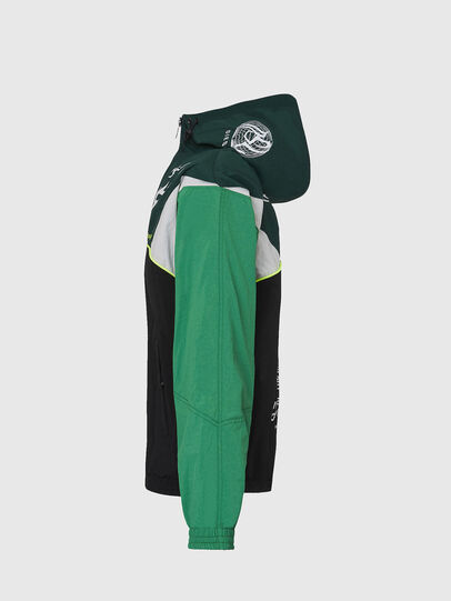 Diesel - J-ETHAN, Green/Black - Jackets - Image 3