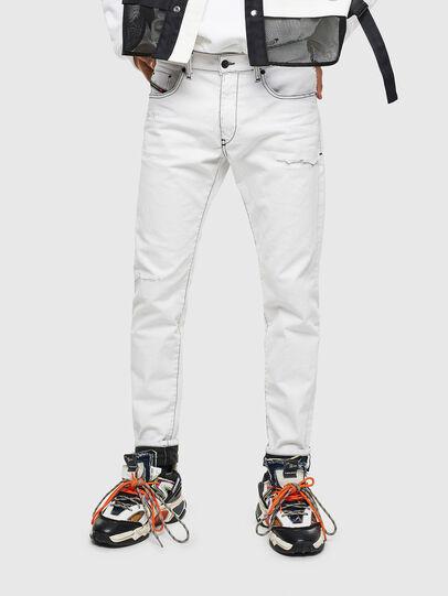 Diesel - D-Strukt 003Z1, White - Jeans - Image 7